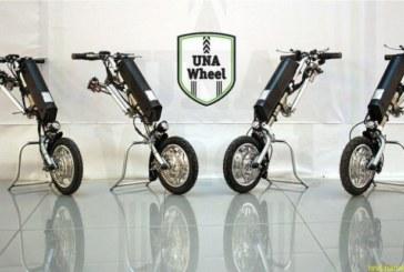 Приставка делает инвалидную коляску электромобильной