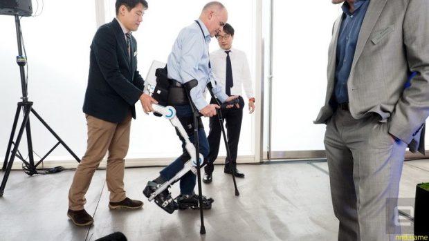Hyundai намерена сделать экзоскелеты дешевле