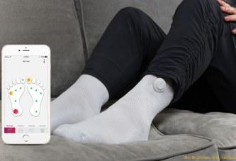 Siren Smart Socks — носки глюкометр