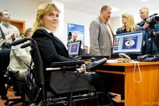 Люди с инвалидностью у нас и в Европе
