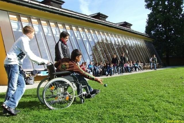 Инвалид - не изгой и не герой