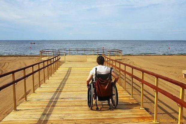 Удел инвалидов: вздох глубокий, пояс туже