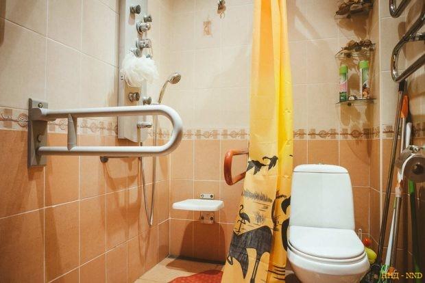 Идеальное решение для ванной комнаты Стефняки придумали сами