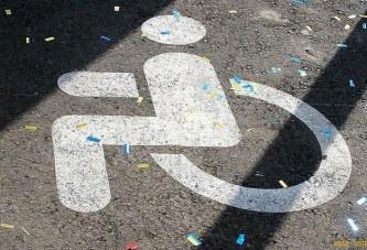 Изменения в ПДД для инвалидов России