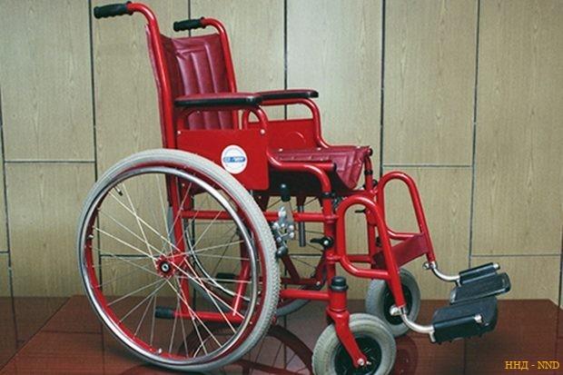 Счетная палата не досчиталась инвалидных колясок
