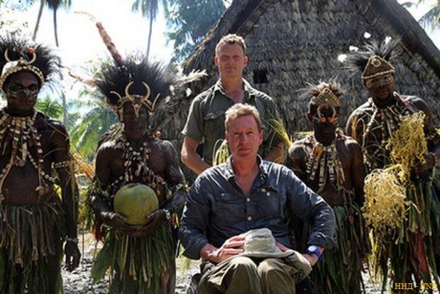 Колясочник совершил путешествие в Папуа - Новую Гвинею