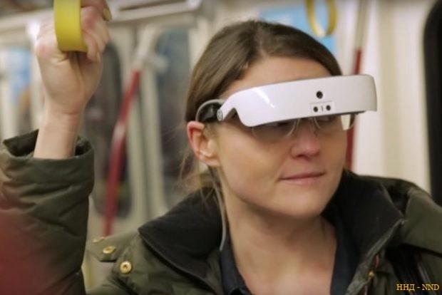 eSight очки улучшающие зрение
