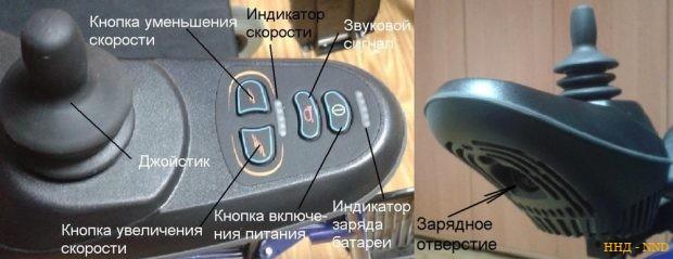 Новая модель электроколяски из Беларуси