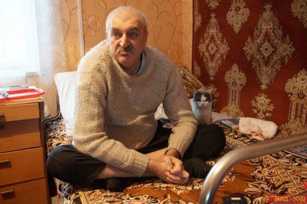 Как инвалид из Мозыря от государства коляски добивался