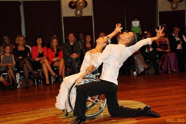 Как борисовчанка стала лучшей в мире танцовщицей на колясках