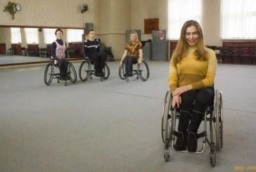 Стала лучшей в мире танцовщицей на колясках