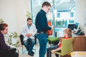 Фонд «МойМио» провел первую клинику для детей с миодистрофией Дюшенна!