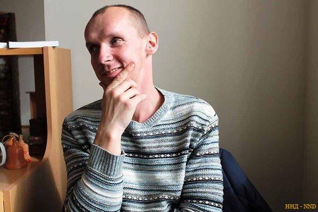 Саша Крупенчик - Не понимаю, как я выжил