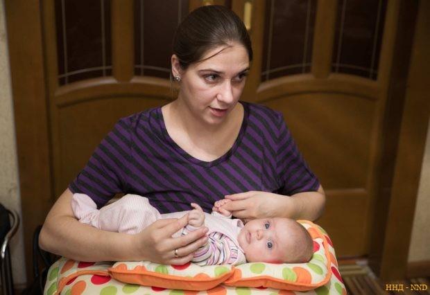 Аня принципиально посещала женскую консультацию еще до беременности