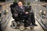 Стивен Хокинг собирается полететь в космос