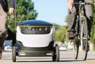 Роботы-курьеры получили разрешение на работу