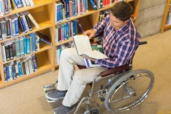 При поступлении в вуз инвалиду достаточно медсправки