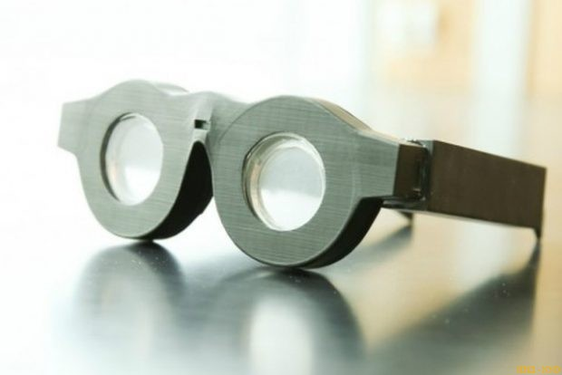 Смарт-очки избавят от любых проблем со зрением