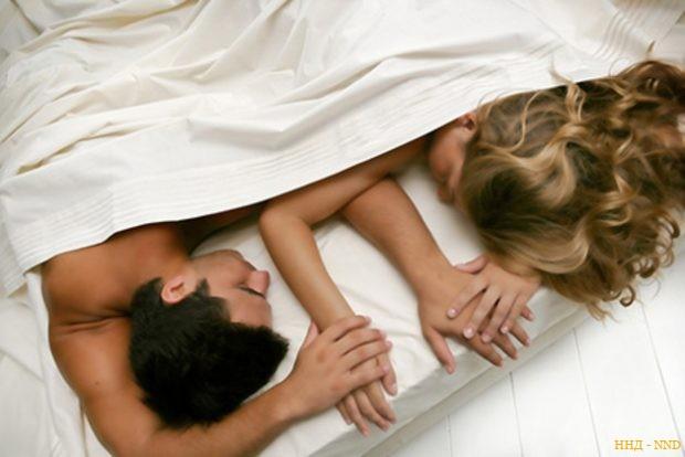 Любовь исцеляет на уровне ДНК - засветиться после секса