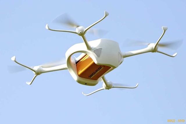 Тестирования дронов в сфере медицины