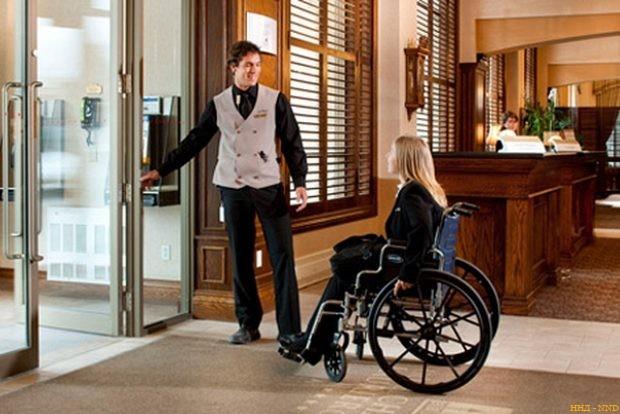 Египет и ОАЭ адаптируют отели для инвалидов