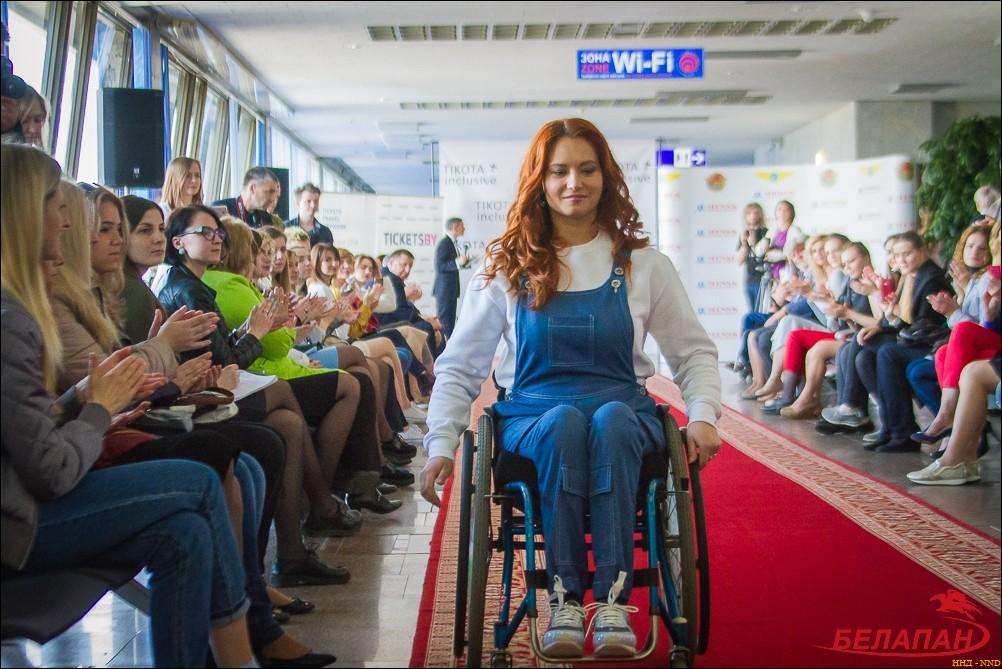 Зачем колясочникам особая одежда? Tikota Inclusive