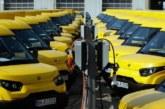 Немецкая почта занялась выпуском электромобилей