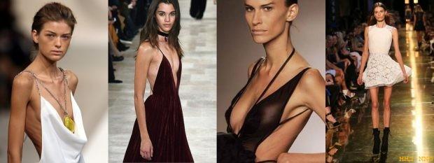 Принят закон о запрете худых моделей