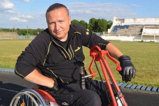 Олег Иваненко собирается установить мировой рекорд по триатлону