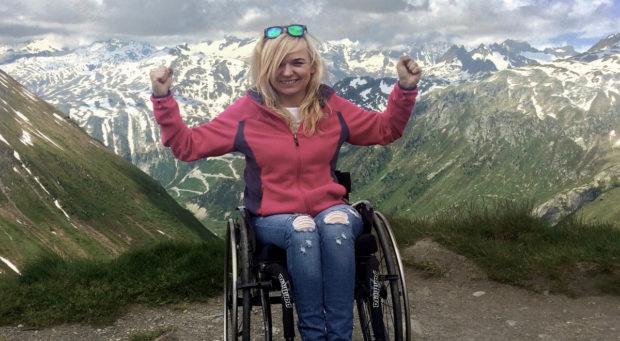 Angelika Chrapkiewicz-Gądek - Покорите свою вершину