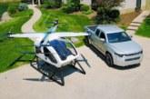 Workhorse представила гибридный пассажирский дрон