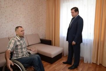 Александра Васильева переселили с верхнего этажа на нижний