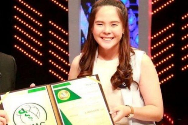 Самую лучшую работу в Таиланде получила девушка с инвалидностью