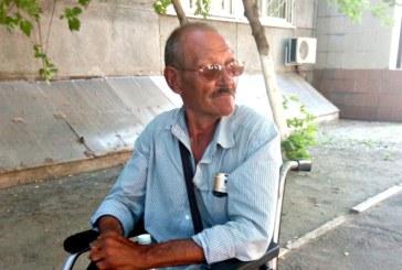 «Кушать все хотят»: инвалид о заработках на дороге