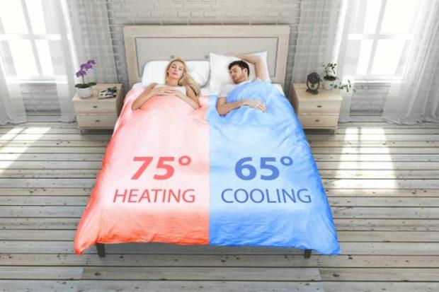 Smartduvet Breeze - умное одеяло