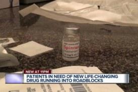 Терапия Spinraza сталкивается с бюрократией в больницах