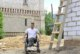 Колясочник из Ельца строит бесплатный реабилитационный центр