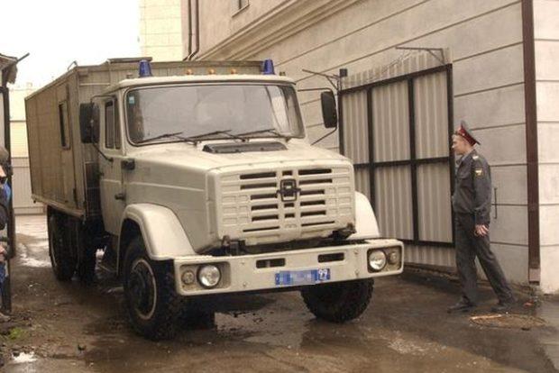 В России появятся специальные автозаки для инвалидов