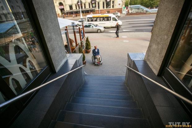 Лестница в ресторан быстрого питания оказалась самой высокой из всех