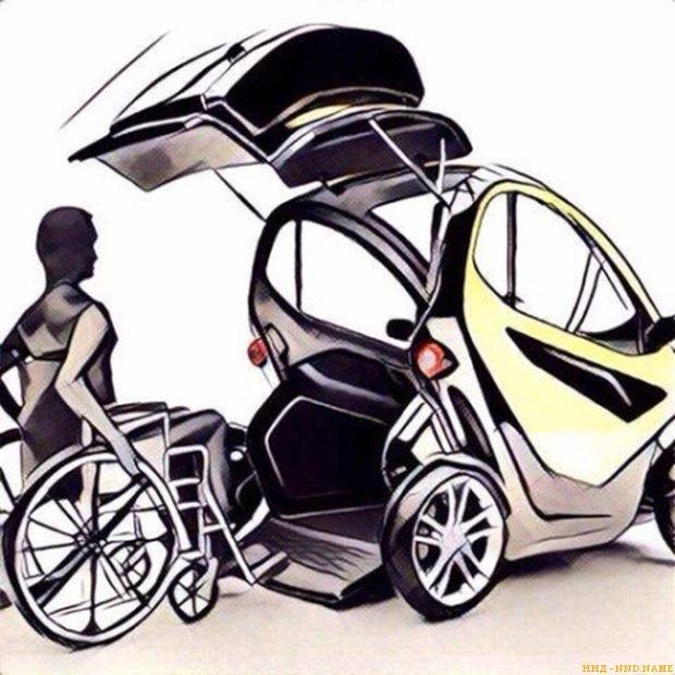 Виктория Киосе - электрокары помогут людям с инвалидностью