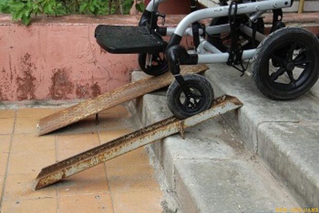 «Мемориал»: из-за бездействия власти рязанские инвалиды не могут добиться установки пандусов
