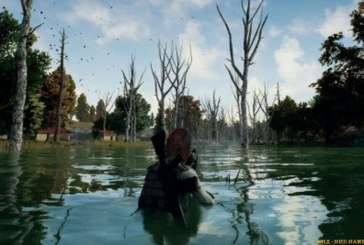 PlayerUnknown's Battlegrounds при помощи рта
