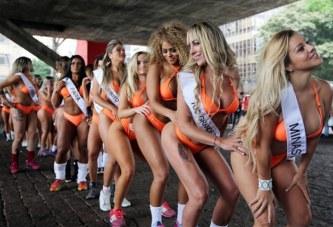 Конкурс Miss BumBum 2017 — лидирует Рубиа Мачадо