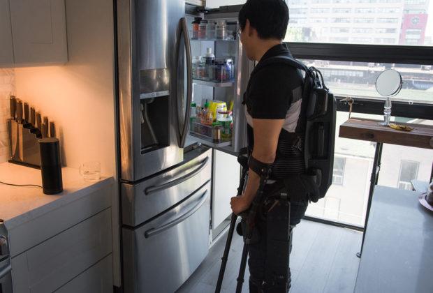 Arke — первый экзоскелет с Alexa, которым можно управлять голосом