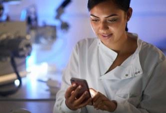 Чехол для смартфона помогает определять болезни
