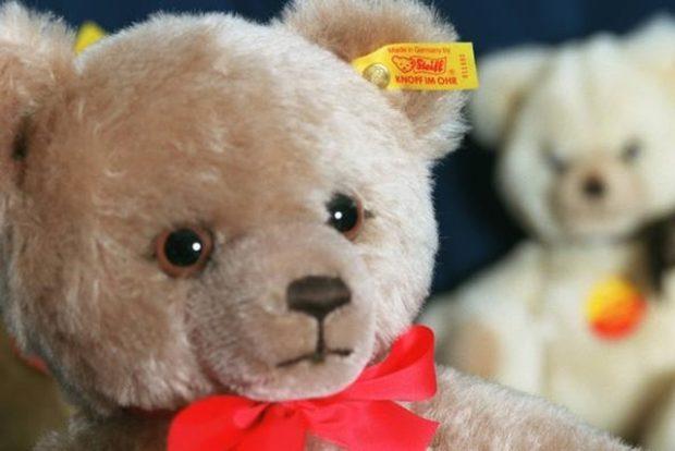 Как родился плюшевый медвежонок Тедди