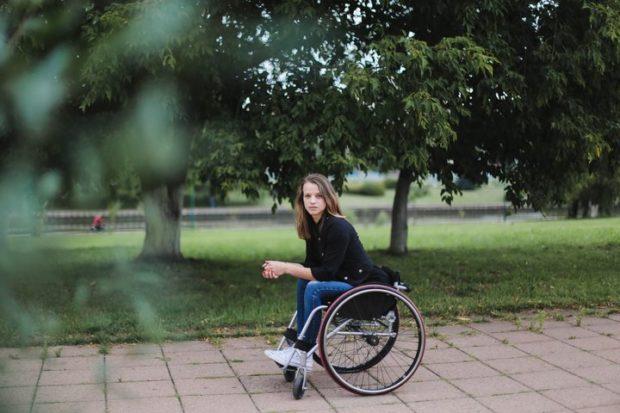 """Финалистка """"Мисс мира на коляске - Александра Чичикова - Жалость к женщине на коляске это необоснованная вещь"""