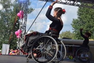 Омички станцевали «Кармен» на инвалидных колясках