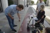 По центру Москвы инвалидам без сопровождающих лучше не ходить