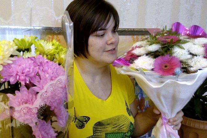 Кристина Стахиевич стала собственником нового жилья
